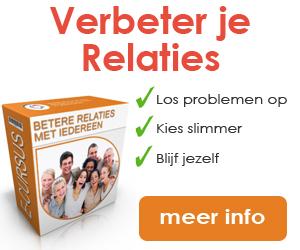 Relatie-Verbeter je Relaties